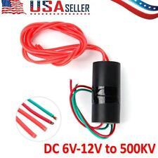 High Voltage Pulse Generator Super Arc Pulse Ignition Coil Module Dc 6v 12v