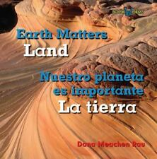 Land / La Tierra (Bookworms: Earth Matters / Nuestro Planeta Es Importante)