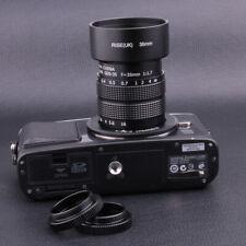 Fujian 35mm F1.7 CCTV Movie Lens for Micro4/3 M4/3/MFT Mount Camera EPL5 EPM3