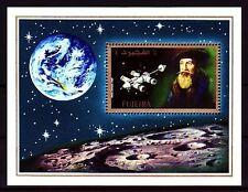 Fujeira 1972 Bl.88 A ** Weltraum Space Kepler Mars
