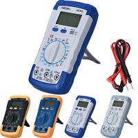 LCD Digital Multimeter Ammeter Voltmeter Ohmmeter Current Tester Backlight