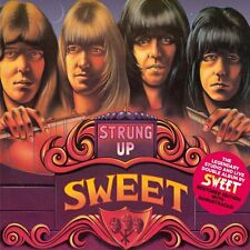 SWEET 'STRUNG UP' 2 CD DELUXE EDITION (2016)