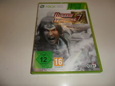 XBox 360  Dynasty Warriors 7