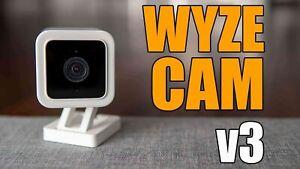 Wyze Outdoor V3 Camera.
