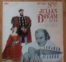 Julian Bream - Music Of Spain Vol. 1 - RCA Red Seal RL 13435 - UK 1980