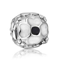 Brand New Silver Charm European Bead Jewelry For Diy 925 Sterling Bracelet Chain