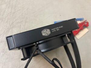 Cooler Master MasterLiquid Lite 120 AIO CPU Liquid Cooler  -INTEL MOUNTING ONLY