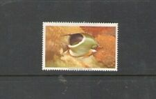 Qatar 85 MNH Saddleback Butterfly Fish  TOP VALUE
