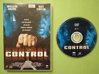 DVD Film Ita Azione CONTROL willem dafoe ray liotta ex nolo no vhs cd lp mc (T6)
