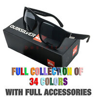 Full Styles Hot QuikSilver Sunglasses Vintage Shades Outdoor Sport Surfing UV400