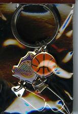 20 NBA basketball keychains - Utah Jazz lot - stocking stuffers - key ring