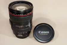 Canon Lens EF 24-105mm f4 USM IS EXCELLENT CONDITION