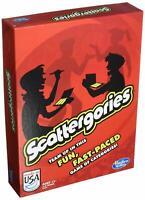 Hasbro Gaming Scattergories Game 13+ 2-4 teams New Selaed