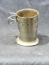 Civil War Era Collapsible Cup with Handles