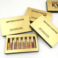 6 Colors Matte Liquid Lipstick Waterproof Long Lasting Lip Gloss Beauty Makeup