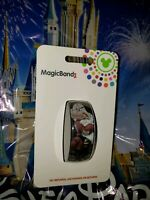 NEW DISNEY 7 Dwarfs Grumpy BLACK Magic Band 2 Magicband Snow White Seven