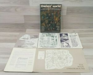 Thieves World Role Playing Game Box Set by Chaosium.
