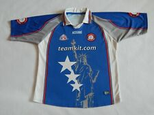 NEW YORK GAA GAELIC FOOTBALL HURLING SHIRT JERSEY ,MENS MEDIUM