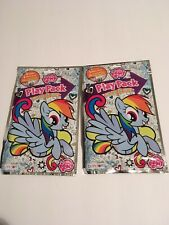 My Little Pony Play Pack Grab & Go Color Book, Crayons/Stickers Pack of 2