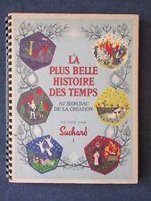 Album Chocolat SUCHARD LA PLUS BELLE HISTOIRE DES TEMPS volume 1