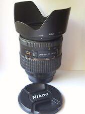 Nikon Zoom NIKKOR 24-85mm F/2.8-4.0 D IF AF Lens