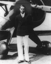 AMERICAN AVIATOR HOWARD HUGHES 8X10 PHOTO CIRCA 1940'S