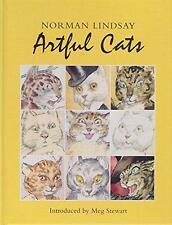 NORMAN LINDSAY - ARTFUL CATS