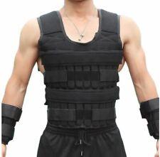 30KG Adjustable Weighted Training Vest | Home fitness | Running Jacket
