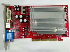 Video Card AGP Radeon 9550 256MB (128bit) DDR with DVI TV Connect3D 8909-914 3D