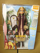 2003 My Scene *Chillin' Out* Barbie doll