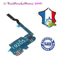 NAPPE CONNECTEUR DE CHARGE DOCK MICRO USB + MICRO POUR SAMSUNG GALAXY MEGA I9205