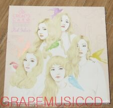 RED VELVET Ice Cream Cake 1ST MINI ALBUM Ice Cream Cake Ver. CD SEALED