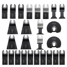 26 Mix Oscillating Multi tool Saw Blade For FEIN,BOSCH,Dremel,MAKITA RIDGID CA