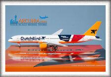 "Gemini200 - JC Wings 1:200 Dutchbird Boeing 757-200 ""PH-DBH"" XX2311"