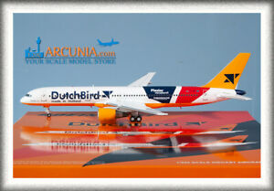 "Gemini200 - JC Wings 1:200 Dutchbird Boeing 757-200 ""PH-DBH"" XX2311"