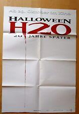 P517 - Kinoplakat - HALLOWEEN H20