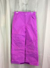 Columbia Pink Ski Snowboard Pants Girls Large 14 16