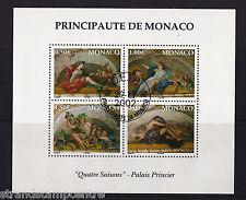 Monaco - 2002 Royal Palaves (3rd Series) - CTO - SG MS2582
