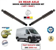 FOR FIAT DUCATO 250 290 2006->on 2X REAR LEFT RIGHT SHOCK ABSORBERS Lmax=444mm