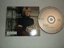 Martha Stewart Living Music: Jazz for the Holidays [Digipak] by Various Artists