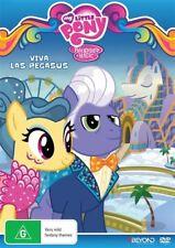 My Little Pony Friendship Is Magic - Viva Las Pegasus (DVD, 2017)