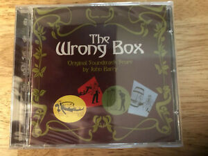 The Wrong Box [Original Soundtrack Score] by John Barry (Composer) New Sealed CD