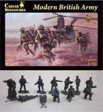 Figuras de acción de militares y aventuras de escala 1:72
