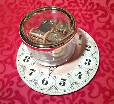 Somewhere in Time - Revolving Music Box by Odyssey - Clock Face Carousel