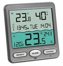 TFA 30.3056.10 Digitales Funk-Poolthermometer VENICE