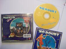 NO DOUBT Tragic Kingdom – 1995 ARGENTINIAN pressing CD – Pop Rock - RARE!