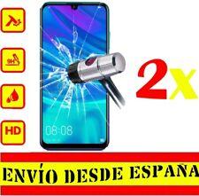 2x Protector Pantalla HUAWEI P SMART 2019 Cristal Templado Protectores >2uds
