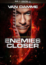 Enemies Closer (DVD, 2014) Disc Only  27-90