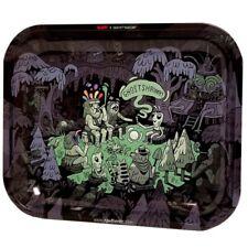 Raw X Ghostshrimp Rolling Tray Limited Edition Rare - Large