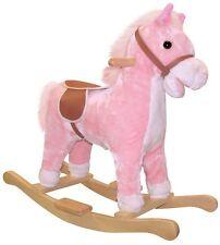 Charm Co. Lil Pink Rocking Horse, Rocker